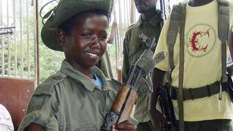 Kindersoldat in Kongo-Kinshasa (Archiv)