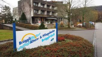 Unter Quarantäne: Alters- und Pflegeheim Brüggli in Dulliken.