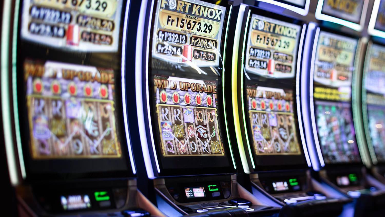 Zweimal den Hauptgewinn: Ein Gast des St.Galler Casinos hatte Glück.
