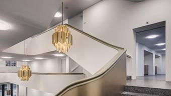 Neben dem Stadttheater Solothurn erhielt auch die Multifunktionshalle Oensingen eine Architekturauszeichnung. Fünf weitere Gebäude in Solothurn erhielten je einen Anerkennungspreis