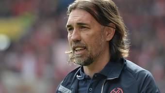 Martin Schmidt durfte mit Mainz den ersten Saisonsieg feiern