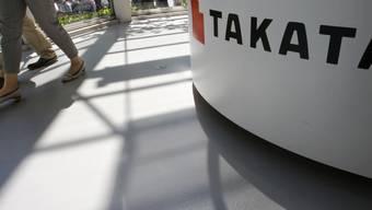Takata willigte wegen seiner defekten Airbags in eine Strafzahlung von einer Milliarde Dollar ein.