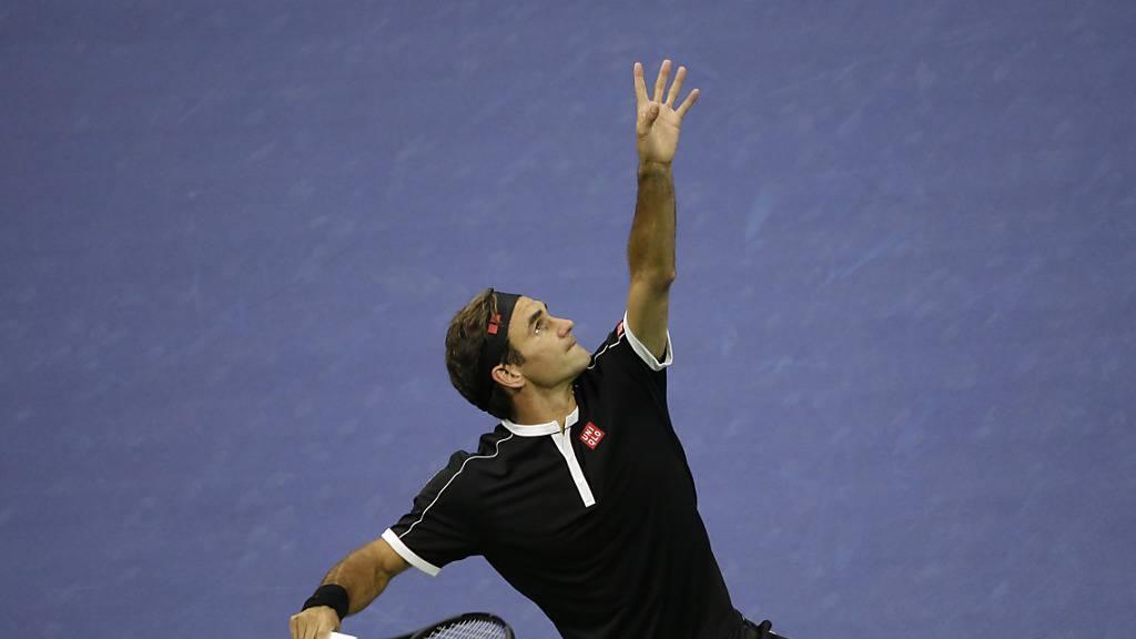 Federer spielt in Buenos Aires gegen Del Potro