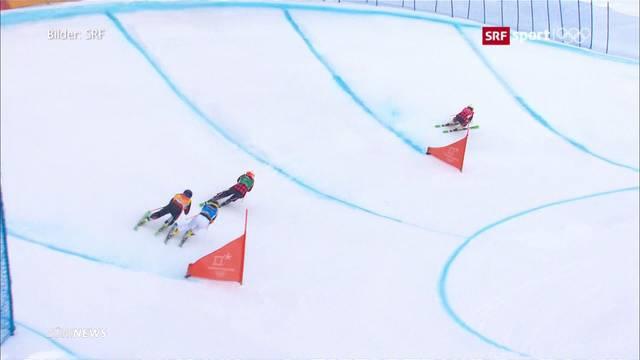 Schweizer Medaillen-Segen geht weiter