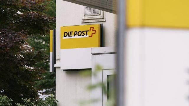 Die Poststelle in Wildhaus schliesst per 20. August 2018. (Symbolbild)