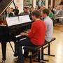 Die jungen Musikerinnen undMusiker stellen sich der Jury des Prix Rotary. az-Archiv/Za