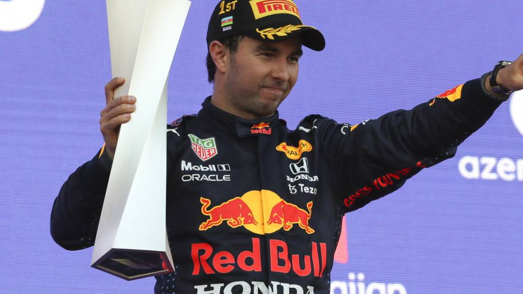 Drama um Verstappen und Hamilton, Perez erbt Sieg