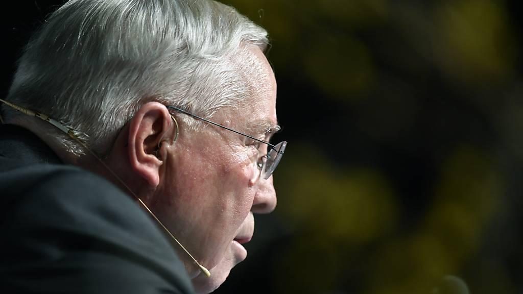 Blocher will Kampf gegen Rahmenabkommen persönlich anführen