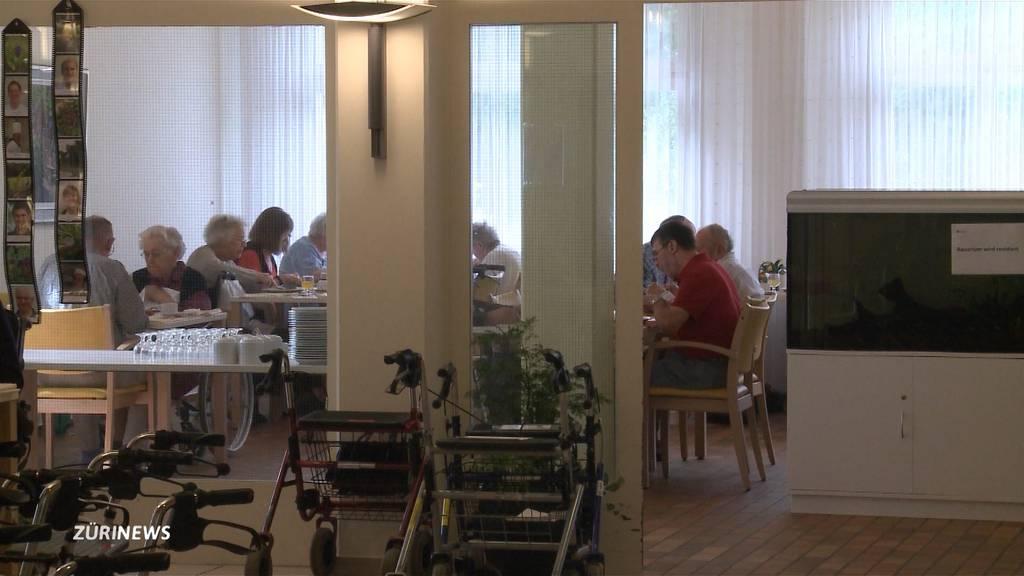 Arbeiten trotz positivem Corona-Test: In Zürcher Pflegeheimen kein Thema