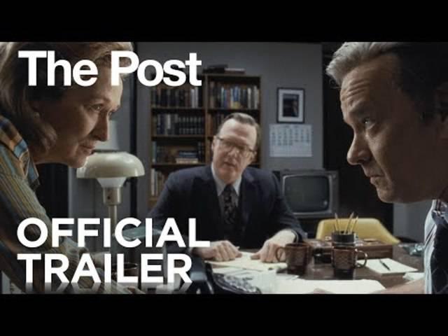 Filmtrailer: The Post