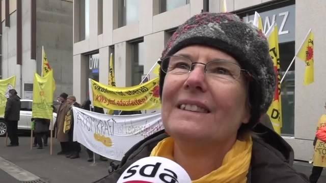 AKW-Gegner zu Beznau 1: «Die Sicherheit der Bevölkerung aufs Spiel gesetzt»