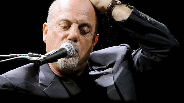Die vielen Auftritte setzten seinen Knochen zu: Billy Joel