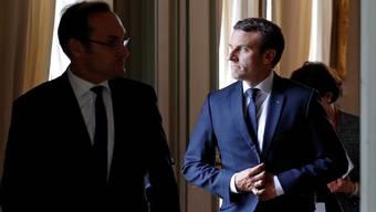 Emmanuel Macron im ersten Tief seiner Präsidentschaft – und die Bewährungsprobe kommt erst noch.