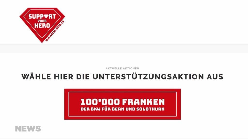 100'000 Franken für kreative Ideen während der Krise