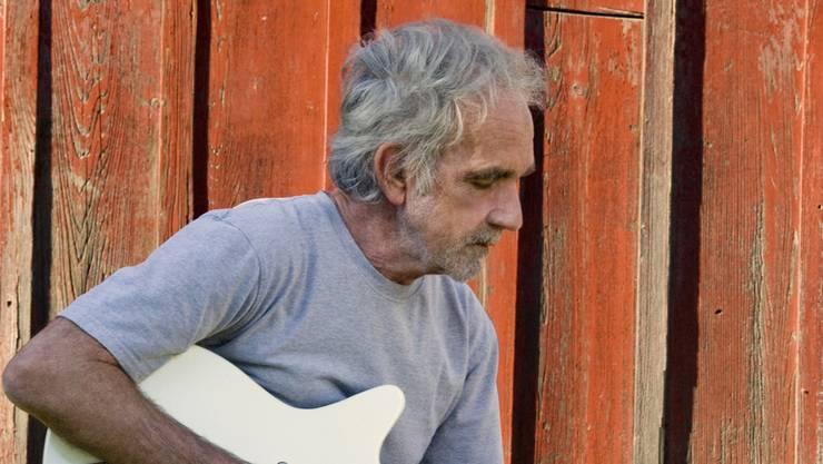 J. J. Cale (1938–2013) war auch einer der wichtigsten Gitarristen.