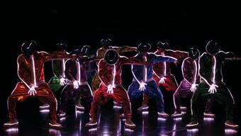 Eindrücke aus dem aktuellen Programm von Cirque du Soleil