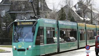 Wann die Verlängerung der Linie 8 eröffnet werden kann, ist zurzeit noch unklar.