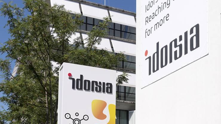 """Die Biotechfirma Idorsia in Allschwil publizierte erstmals Halbjahreszahlen. Firmenchef Jean-Paul Clozel: """"Ich bin hocherfreut und stolz, dass nach der erfolgreichen Ausgliederung aus Actelion der Geschäftsbetrieb von Idorsia in vollem Umfang läuft."""""""
