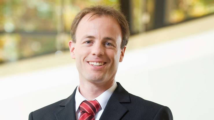 Fabian Schmid, designierter Direktor des Regionalverkehrs Bern-Solothurn RBS (Foto: zvg)