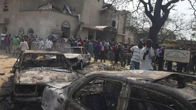Die Gewalt in Nigeria nimmt kein Ende (Archiv)