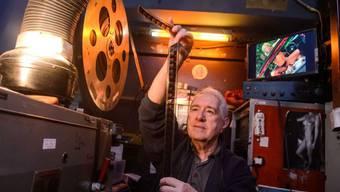 """Maurice Laroche, der Inhaber des """"Le Beverley"""", des letzten Pariser Pornokinos, geht in den Ruhestand.(Archiv)"""