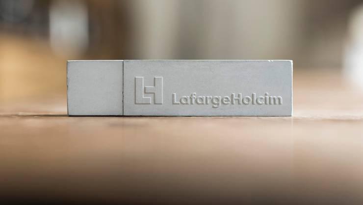 Der Schweizer Zement-Konzern Lafarge Holcim spürt die Auswirkungen des Coronavirus in allen Märkten.