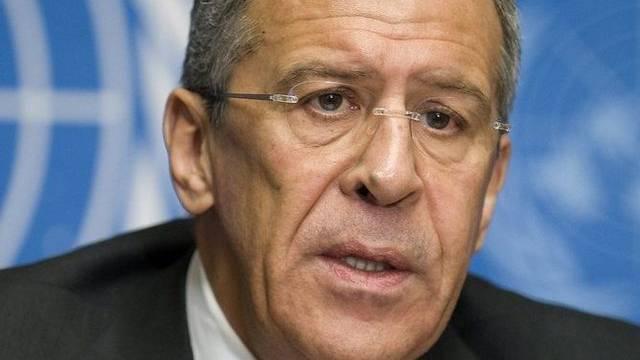 Der russische Aussenminister Sergej Lawrow (Archiv)