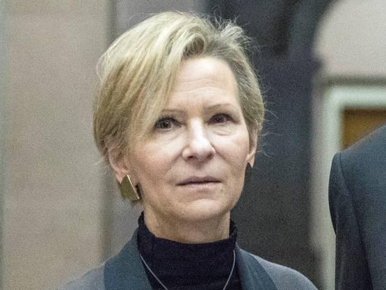 Bundesrichterin Martha Niquille.