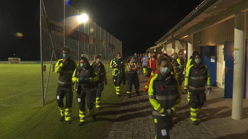 Nach Blitzeinschlag in Abtwil (SG): 14 Jugendliche ins Spital eingeliefert