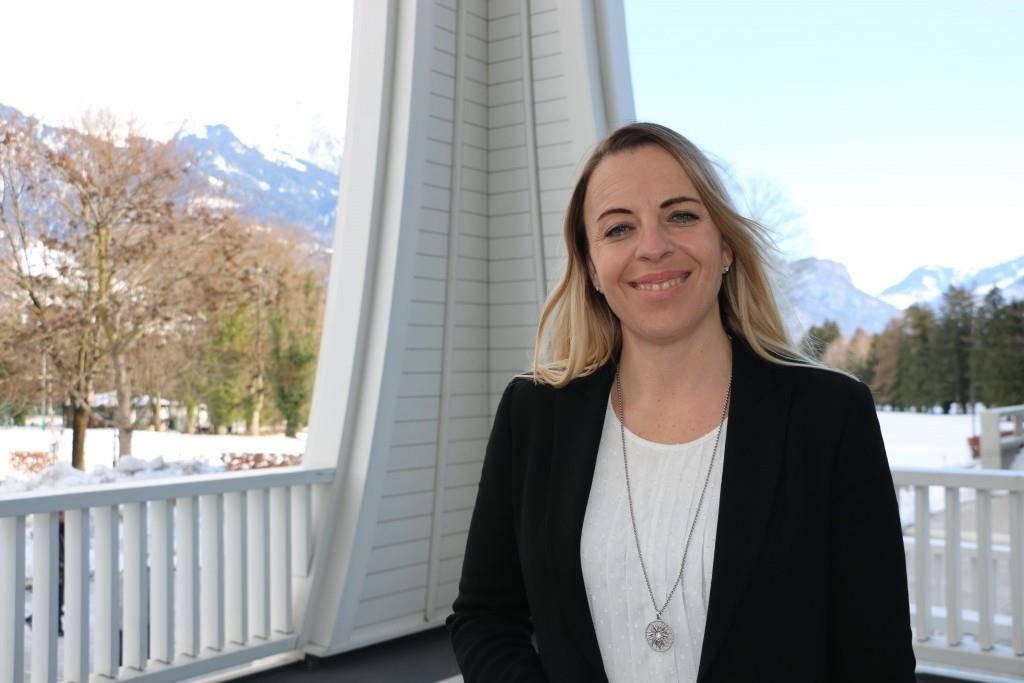 Annette Fink ist die operative Leiterin des Projektes. (© FM1Today/NinaMüller)