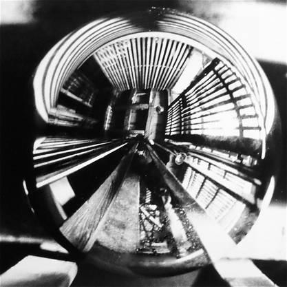 «Kugelfotografie» von 1970.