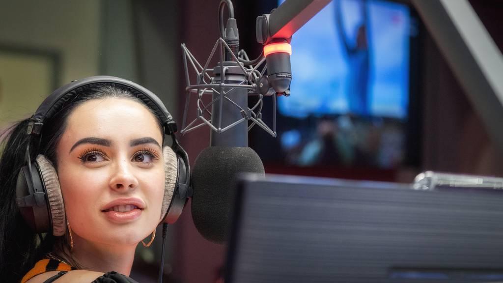 Hit 600: «Fading»-Sängerin Ilira war live im Studio