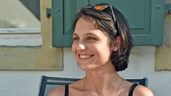 Salome Kisker (32) wohnt seit einem Jahr in Olten. Sie arbeitet am Kantonsspital Olten auf der Notfallstation in einem 50-Prozent-Pensum.