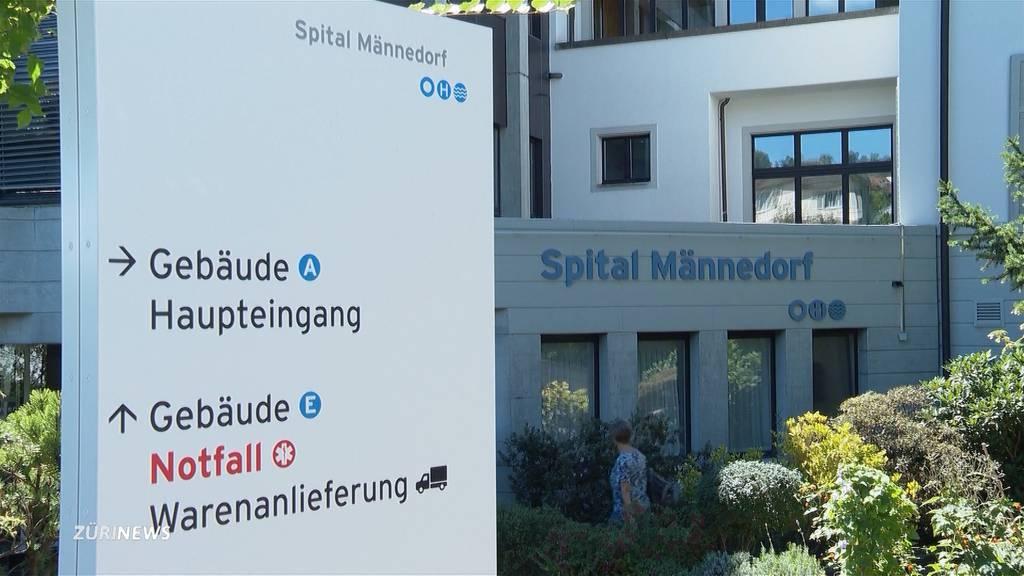 Männedorf: Spital-Nachbar ärgert sich über Geburten-Lärm