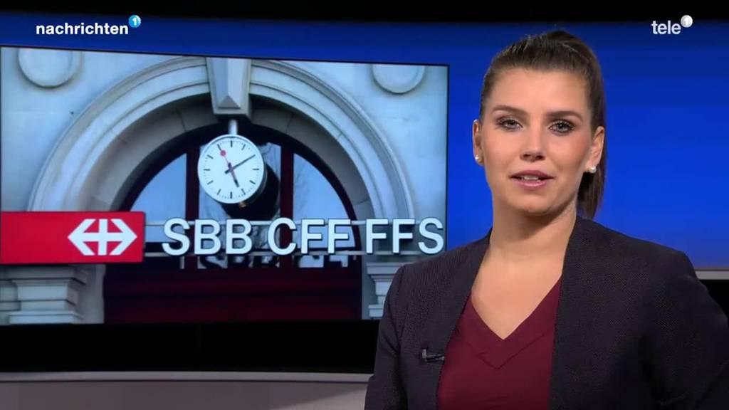 SBB will pünktlicher werden