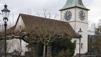 Hier im Bild: Die reformierte Kirche in Schlieren.
