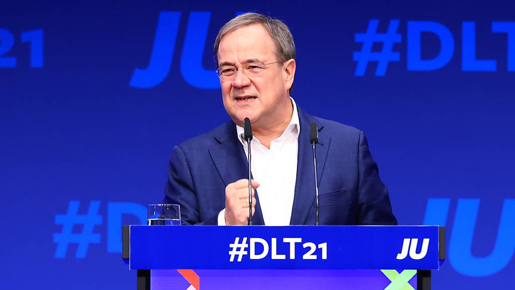Laschet übernimmt volle Verantwortung für Debakel bei Bundestagswahl