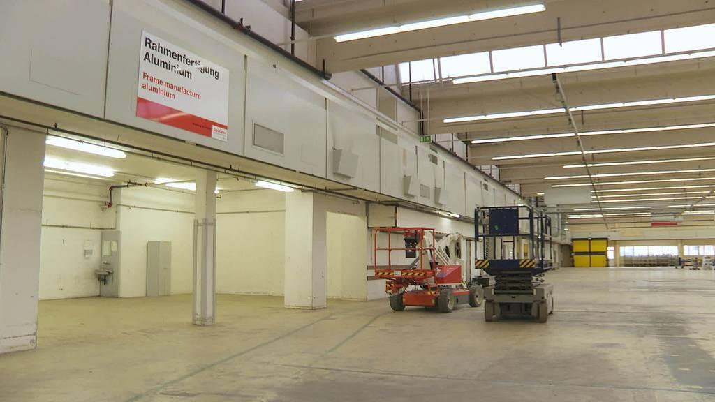 Wirtschaftskraft: In Altstätten entsteht Gewerbepark «Frame»