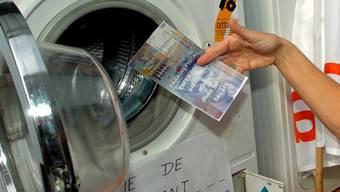Die Weissgeldstrategie ist nicht konsequent (Symbolbild).