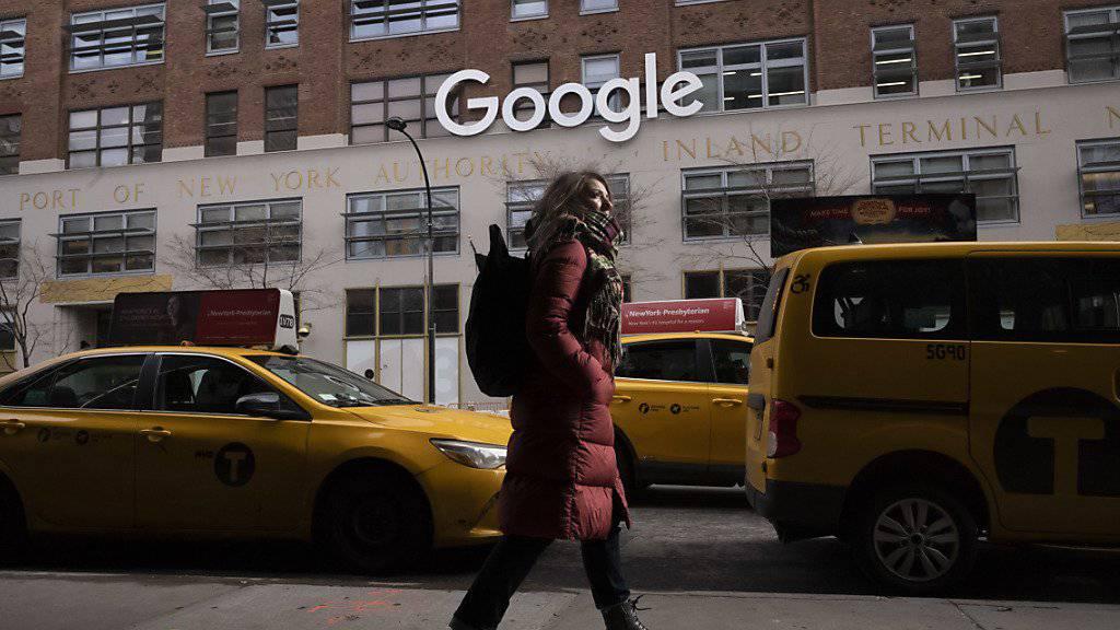 Google-Mutter übertrifft Erwartungen mit Quartalszahlen