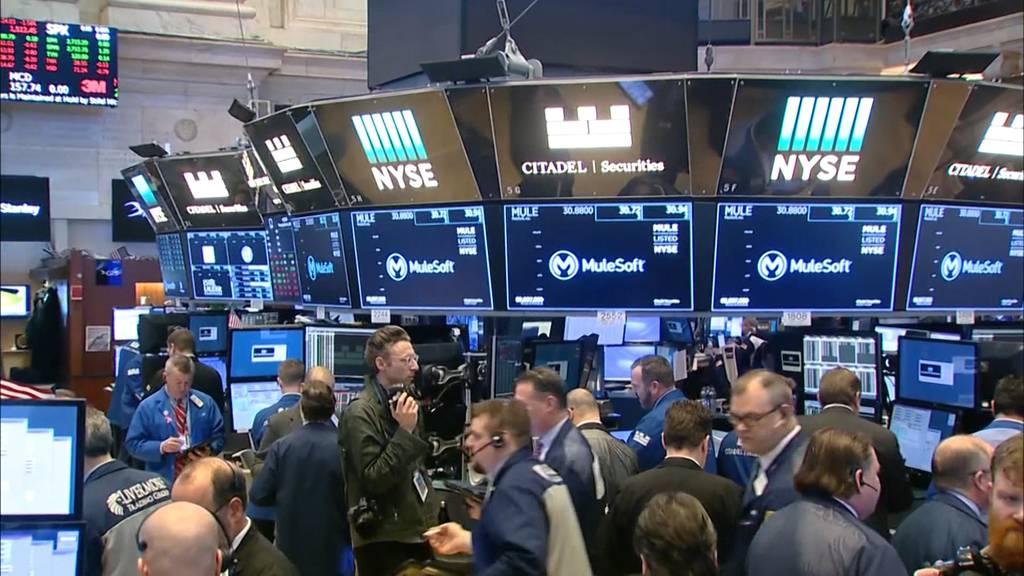 Höhenflug der Börse trotz Rezession: Sind die Anleger zu optimistisch?
