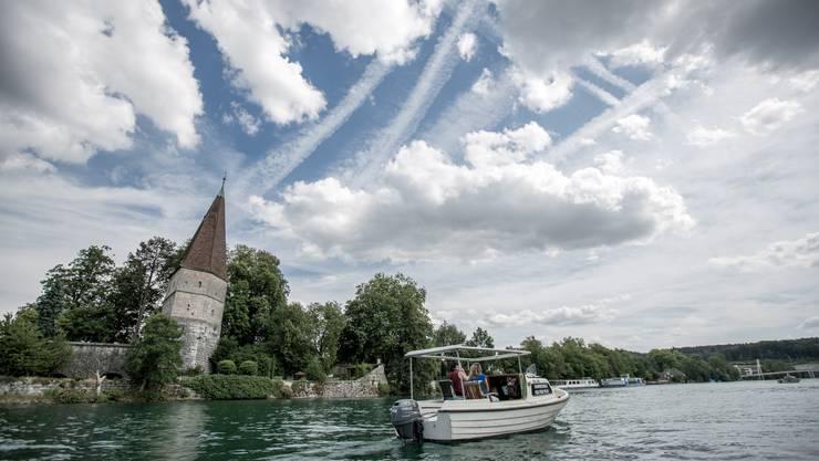Bootsfahrstunde von Marina Stalder bei Fahrschule Lehmann