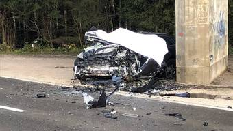 Tödlicher Verkehrsunfall in Wohlenschwil (20.12.2018)