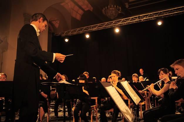Dirigent Karl Herzog möchte die Musiker führen statt diktieren