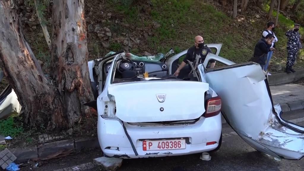 Geflohene Häftlinge verursachen Autounfall - 5 Tote