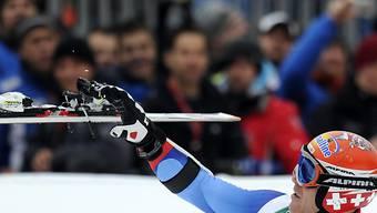 Zurück im Weltcup: Didier Cuche