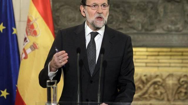 Mariano Rajoy sieht Trendwende für Spaniens Wirtschaft (Archiv)