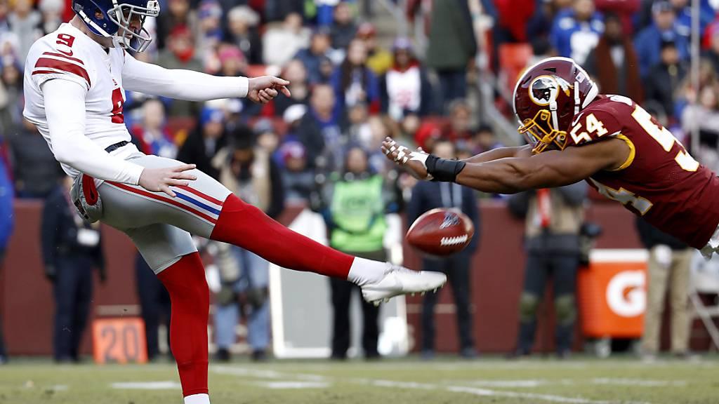 Verlieren NFL-Teams absichtlich für bessere Draft-Möglichkeit?