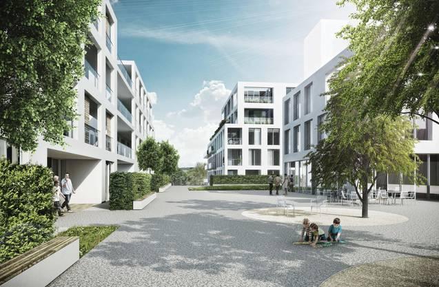 Das Projekt von Hosoya Schaefer Architects Vogt Landwirtschaftsarchitekten wurde als Richtprojekt ausgewählt.
