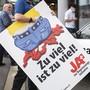 Kaum Engagement für die eigene Initiative: Aargauer SVP-Unternehmer halten sich zurück.